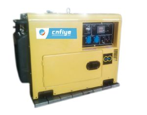 Fy Professional 5kw Silent Diesel Generator pictures & photos