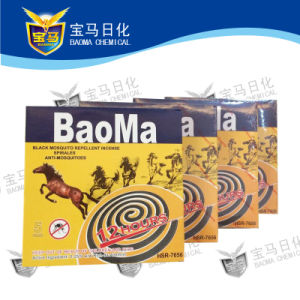 Baoma Black Mosquito Repellent Incense for Philippines pictures & photos