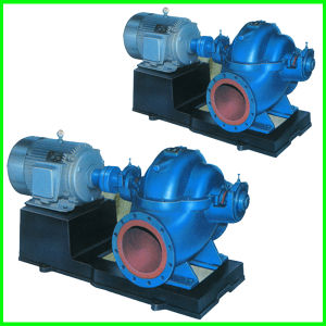Sanitary Centrifugal Pump with Double Suction pictures & photos