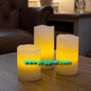 Wax LED Candle pictures & photos