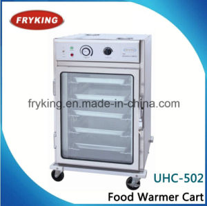 Hot Food Holding Cabinet for Kitchen pictures & photos