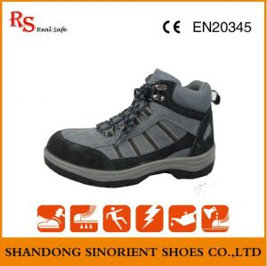 British Style Safety Shoes for Workers, Fashionable Safety Boots for Women RS018 pictures & photos