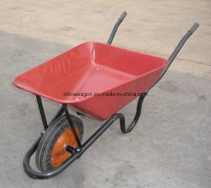 Wheelbarrow Wb3800/ South Africa Market Wheelbarrow pictures & photos