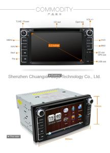 Car GPS Navigation Car DVD/VCD/CD/MP3/MP4 Player pictures & photos
