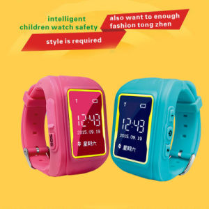 Kids GPS Tracker Watch with Multiple Languages (Y3) pictures & photos