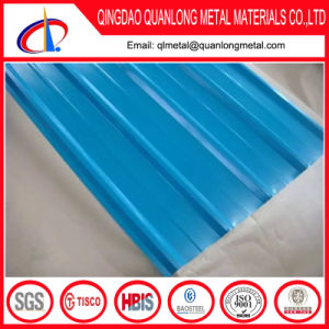 Color Galvanized Corrugated Roofing Sheet pictures & photos
