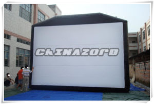 Top Sale Indoor&Outdoor Inflatable Movie Screen From China Factory pictures & photos