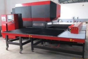 CNC Turret Punch Machine with European Quality pictures & photos