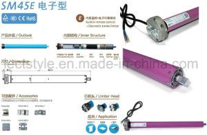 Sm45e Series Tubular Motor (European STYLE) pictures & photos