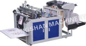 Double Line T-Shirt Bag Making Machine (DFR-800D) pictures & photos