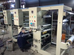 High Quality Double Color Small Gravure Printing Machine pictures & photos