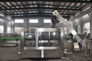 Glass Bottle Filling Machine (DCGF24-24-8B) pictures & photos