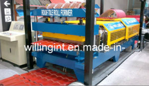 Corrugated Steel Sheets Roll Forming Machine pictures & photos