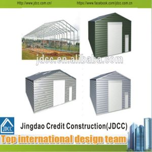 Low Cost Steel Structure Garage pictures & photos