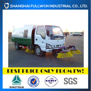 ISUZU 100P 4X2 Road Sweeper pictures & photos