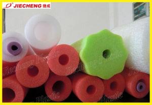 Jiecheng Polyethylene Plastic Profile Foam Machine pictures & photos