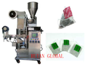 Fully Automatic Tea Bag Packing Machine with Thread Manufacturer pictures & photos