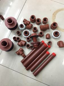 2015 Factory High Quality PP Thread Pipe Fittings/Pph Pipe Fitting pictures & photos