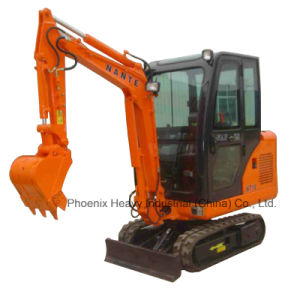 Low Priced 15.5kw Crawler Excavator with CE Certificate Ideal for Urban Areas pictures & photos
