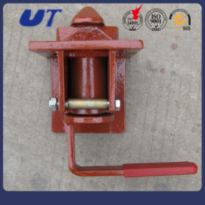 Revolving Twist Lock Single Container Lock pictures & photos