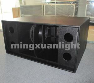 "PRO Audio Ts218 Dual 18"" Subwoofer Speaker Box pictures & photos"