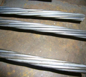 ASTM A741 Galvanized Steel Cable Guardrail Zinc Coated Rope pictures & photos