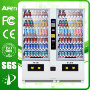 Snack Vending Machine/Bottle Vending Machine/Commerical Vending Machine pictures & photos