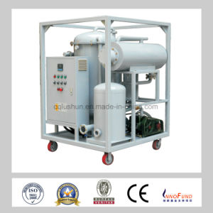 Coalescing Dehydration Oil Purifier Designed for Leakage Equipment Turbine Oil (TY) pictures & photos