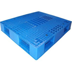 Double-Sided Durable Plastic Pallet for Storage and Logistics pictures & photos