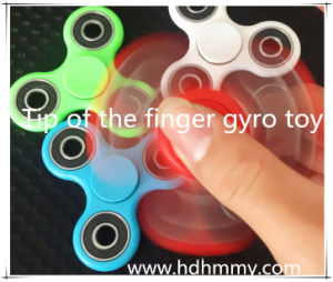 Tip of The Finger Gyro Toy/ Bearing 608zz/ 625zz/Deep Groove Ball Bearing pictures & photos