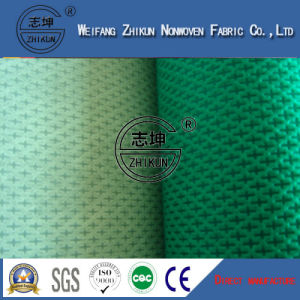 Cross/ Cambrella PP Spun-Bond Nonwoven Fabric for Shopping Bags pictures & photos