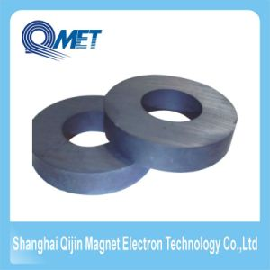 Od100*ID32*15mm Hard Sintered Ferrite Ring Spearker Magnet