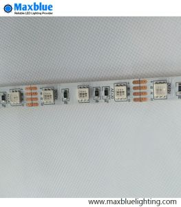 Hight Bright SMD5050 RGB LED Strip 60LEDs/M with Epistar LED From Taiwan pictures & photos