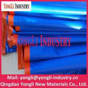 PE Woven or Fabric Blue Tarpaulin, PE Tarpaulin Roll China PE Tarpaulin in Rolls pictures & photos