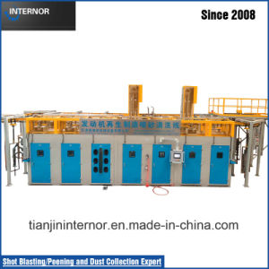Wire Mesh Wet Sand Blasting Machine