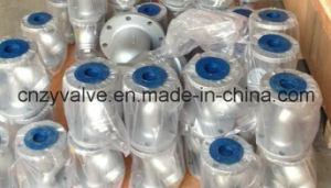 """API/DIN/JIS Cast Steel A216 Wcb 3"""" Dn80 Y Strainer pictures & photos"""