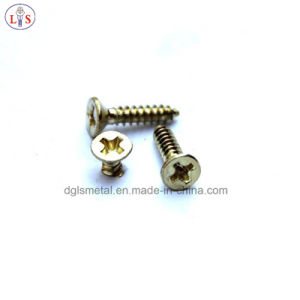 Countersunk Head Screw/Wood Screw with Good Quality pictures & photos