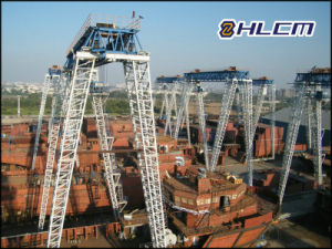 Heavy Lifting Gantry Crane for Material Handling (HLCM-2) pictures & photos