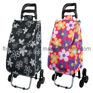 Manufacturer of 3 Wheels Shopping Trolley for Climbing pictures & photos