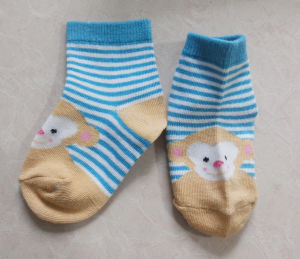 2015 New Style Baby Cartoon Socks pictures & photos