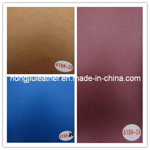 0.9mm 418# Series Car Seat PVC Leather pictures & photos