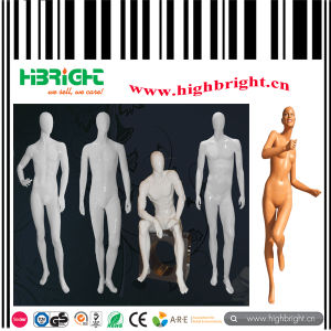 Full Body Male Fiberglass Dummy Models pictures & photos