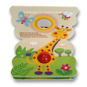 Small Plastic Color Ball Board Book Printing pictures & photos