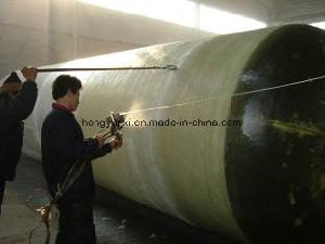 Chopped and Spraying Machine to Make FRP Products pictures & photos