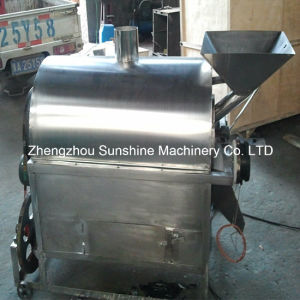 Stainless Steel Gas Fired Cocoa Bean Roasting Machine pictures & photos