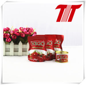 Tomato Paste (VEGO 56G & 70G) pictures & photos
