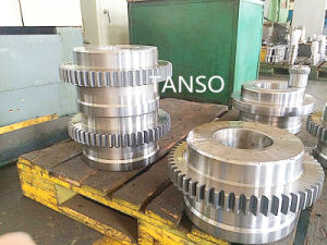 Custom Design Wgc Gear Coupling for Heavy-Duty Machinery pictures & photos