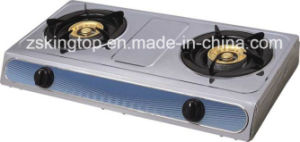 Cast Iron Pan Grill Gas Stove