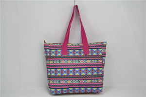 2017 Fashion Printing Handbag Shopping Bag for Outdoor pictures & photos