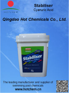 Pool Chlorine Ica Cyanuric Acid Powder/Granular/Tablet pictures & photos